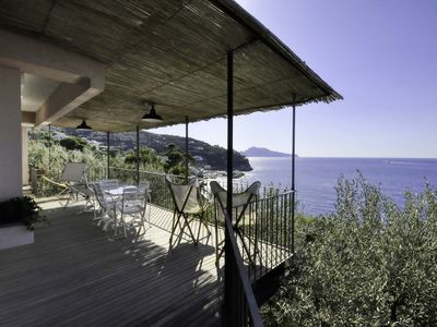 Photo for Breathtaking Casa Lubrense to rent near Sorrento by My Rental Homes