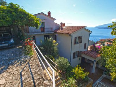 Photo for Holiday apartment Rabac for 4 persons with 2 bedrooms - Holiday apartment