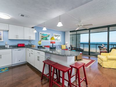 Irene 602 - Renovated Oceanfront w/ Gorgeous Views!