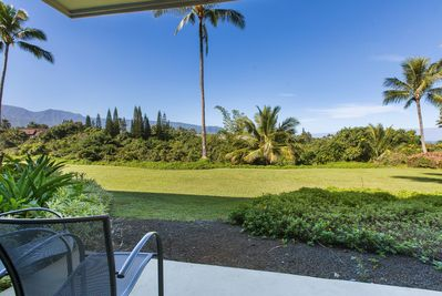 Relax on your private ground floor lanai.