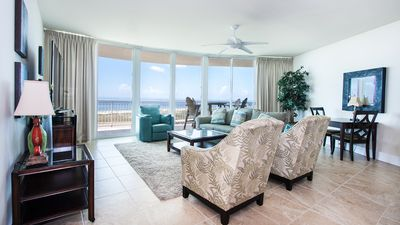 Photo for * LATE SPRING SPECIALS * AMAZING 12TH FLOOR OCEAN SIDE AT CARIBE RESORT
