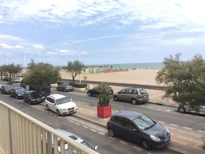 Photo for Beachfront - 100m² - Magnificent view