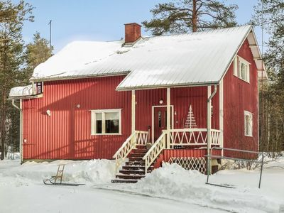 Photo for Vacation home Levin mummola in Kittilä, Levi - 8 persons, 3 bedrooms