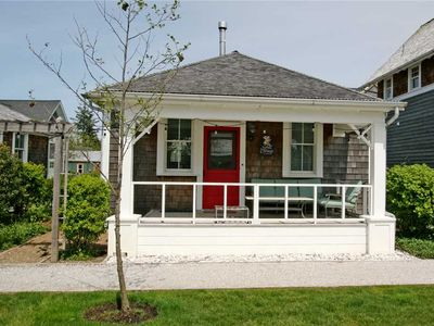Photo for Shell Cottage: 2 BR / 2 BA seabrook in Pacific Beach, Sleeps 6