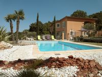 A very nice property and gite with excellent outdoor and pool areas.