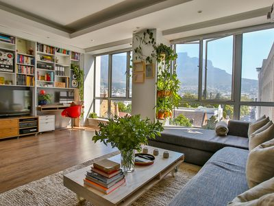 Photo for Large luxury apartment with stunning mountain views, swimming pool, gym, cinema