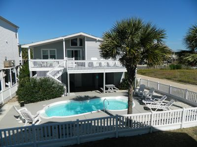Photo for Charming 4 Bedroom Cottage W/ Pool  Oceanside--June 1-15th Special