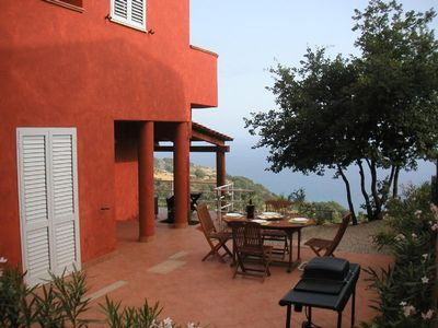 Photo for Well furnished villa in tranquil setting with glorious panoramic views
