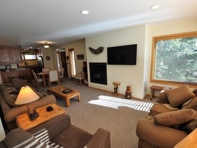 Photo for Spacious 2 Bedroom Condo #201 with Spectacular Views & Underground Parking.