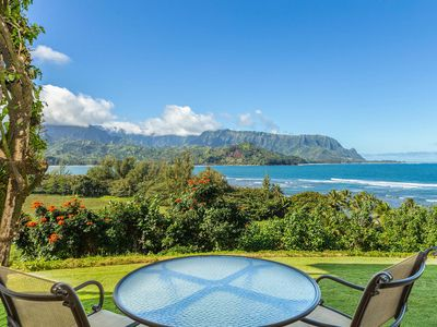 Photo for Spectacular Oceanfront View at Hanalei Bay Resort 9101,2,3