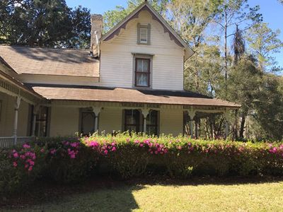 Photo for 1865 Renovated Victorian Farmhouse in Alachua