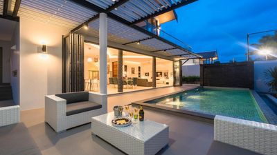 Photo for Stardom Villa 5BR Sleeps 10 w/Football Pitch & Pool in Phuket