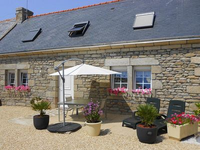 Photo for Semi-detached house, Lesconil  in Finistère - 4 persons, 2 bedrooms