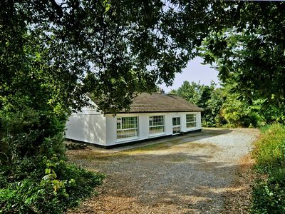 Photo for Detached bungalow, recently refurbished, in the grounds of Georgian country house on working f…