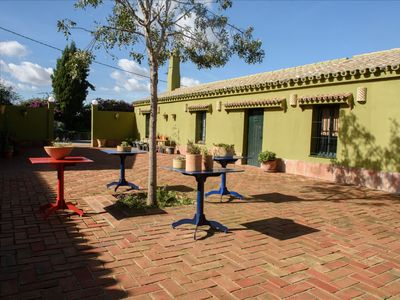 Photo for Country house located in a vineyard at 7Km. of Jerez de la Frontera