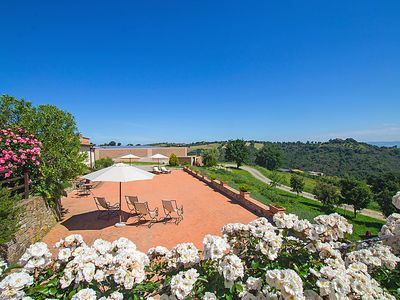 Photo for 2 bedroom Apartment, sleeps 5 in La Cava with Pool and WiFi