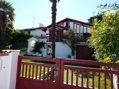 Photo for Lovely villa 300 m away from the beach and city centre. Peaceful neighbourhood