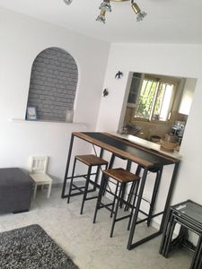 Photo for Beautiful 2 rooms with private garden 3 minutes walk from the beach