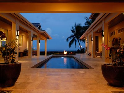 Photo for Private, Intimate and Paradise Found...Villa Elizabeth
