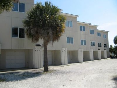 Photo for Tybee Island Ocean View Townhouse