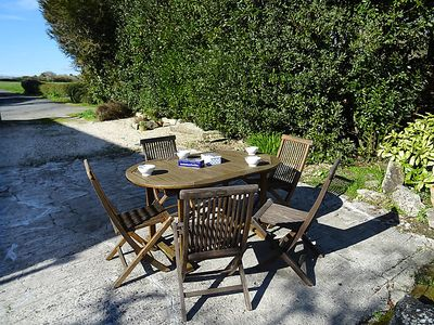 Photo for Vacation home Pen Ilis in Plonéour-Lanvern - 5 persons, 2 bedrooms