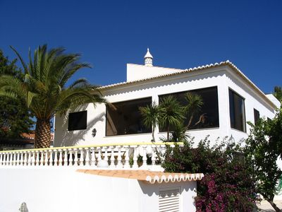 Photo for Top Villa Short Distance To Famous Meia Praia Beaches, Town At Walking Distance