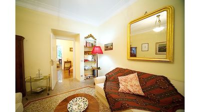 Photo for SPACIOUS AND ELEGANT APARTMENT NEAR VATICAN AND BUS STOP