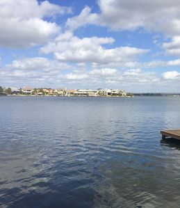 Photo for Luxury House and Dock on Open Water with Big Views!