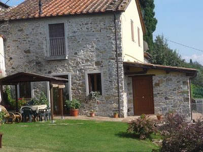 Photo for Casale Lavinia - country house with swimming pool and magnificent oversight wifi