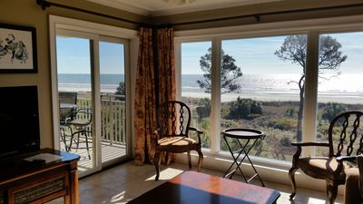 Upscale Direct Oceanfront 4th Floor Gated Community Shorewood #411 Open Concept