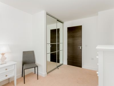 Photo for BM S-118 Brighton Marina 2 Bed Suite, Top Floor, Sea Views