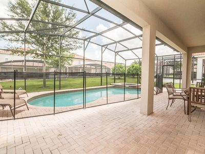 Photo for Doorstep To Disney World, Private Luxury Pool House!