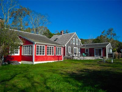 Photo for Charming & Spacious Antique on Truro's Ocean Side--0.9 MI to Longnook Beach