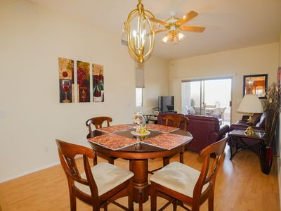 Photo for Comfortable Northeast Mesa Condo,  2 Pools and Spas
