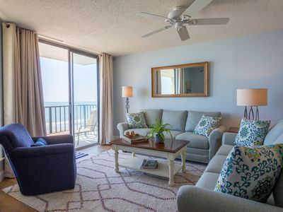 Photo for Fantastic Beach Club at Windy Hill--2018 Full Renovation - Ocean Front