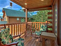 I enjoyed my stay in the cabin; it was great!