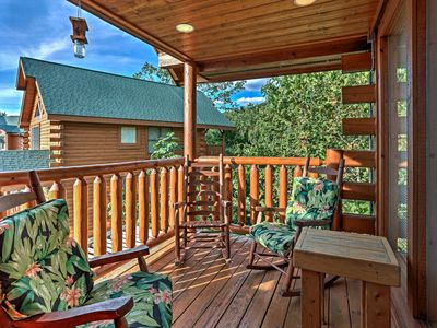 Photo for Cozy Cabin w/Hot Tub Mins to Pigeon Forge Parkway!