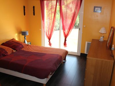 Photo for Very nice new house 700 meters from the beach, great location