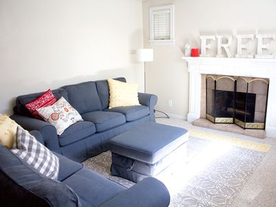 Photo for Summer Fun@theFrees!  Cozy 2BR Apt by Costco!
