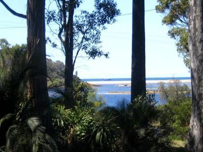 "Photo for Redgums - The water frontage offers endless views and ""happenings"""