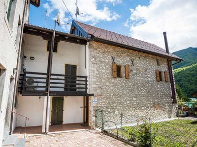 Photo for Apartment Albergo Diffuso - Cjasa de Barce in Lago di Barcis - 4 persons, 1 bedrooms