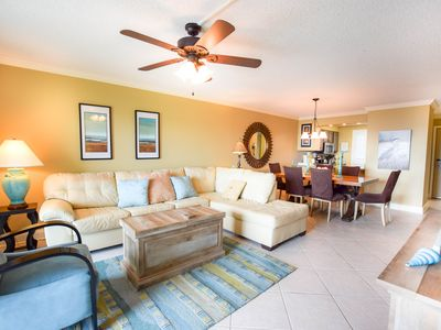 Photo for The Islander #504, Beautifully Decorated, Gulfront Condo! Incredible Gulf Views!