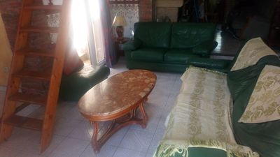 Photo for villa large capacity of reception near beaches in lively village, beautiful region