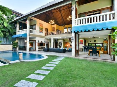 Photo for Family 3 Bedroom Villa on 2 Floor, Seminyak