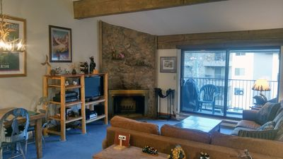 Photo for BC West #P-4: Deluxe 2BR Condo w/ FREE Skier Shuttles, Heated Pool, Hot Tubs