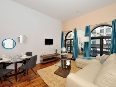 Photo for Apartment in the center of New York with Lift, Internet, Air conditioning (1027557)
