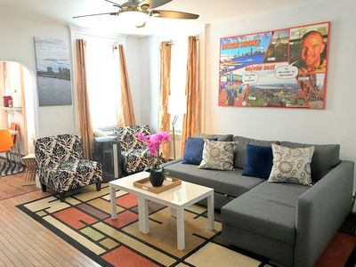 Photo for *Family*Downtown/Tourist/Convention/Ocean/Historic/Subway 3 bed 2 bath A37