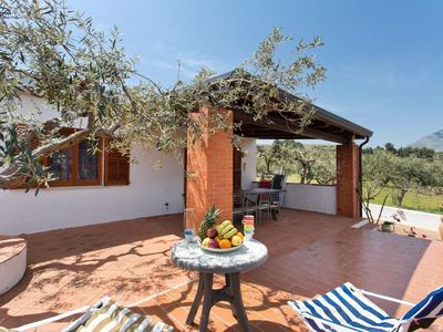 Photo for Holiday house Castellammare del Golfo for 5 persons with 3 bedrooms - Holiday house