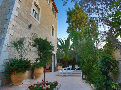 mansion in the heart of Jerusalem