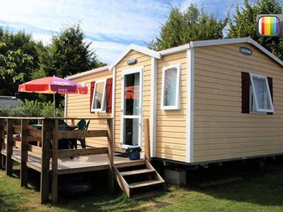 Photo for 2BR Mobile Home Vacation Rental in CARNAC
